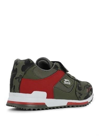 Slazenger Slazenger Yürüyüş Ayakkabısı Yeşil